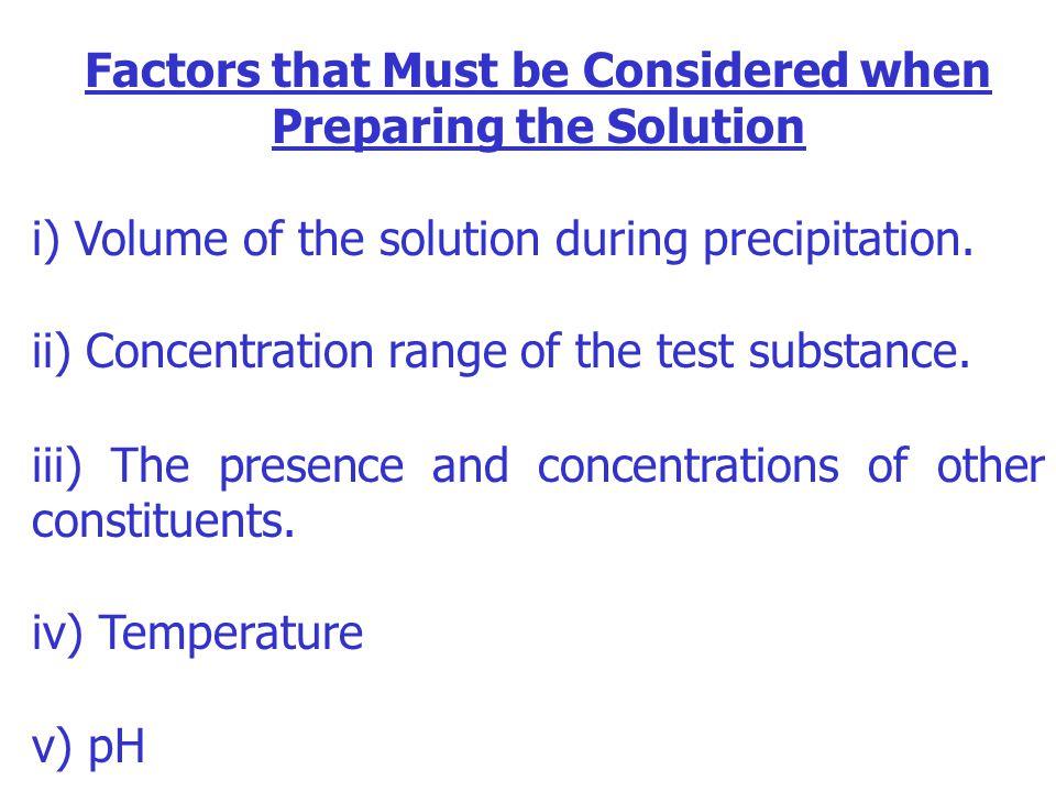 Formation and Properties of Precipitates Analyte + Precipitating Agent  Supersaturation Precipitation Two steps are involved in precipitation: 1.