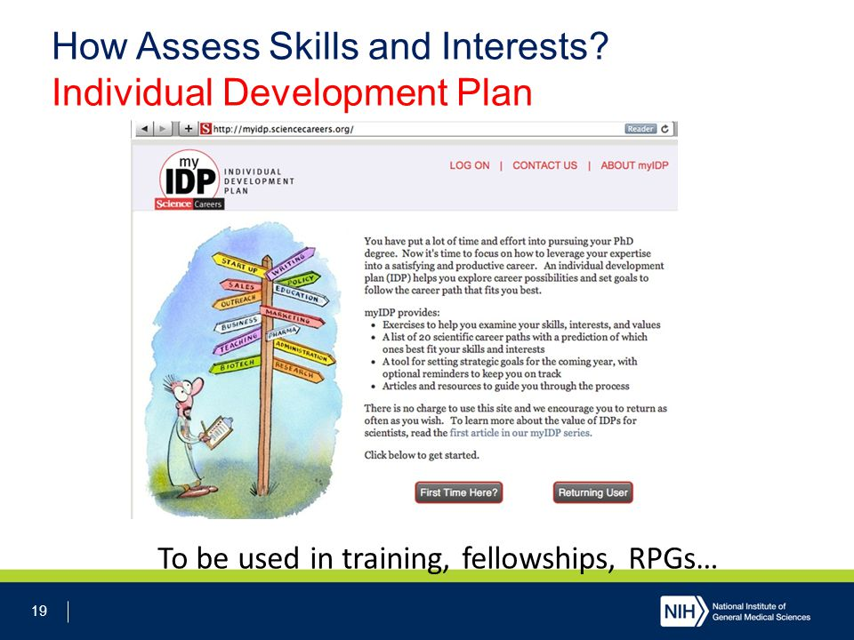 19 How Assess Skills and Interests.