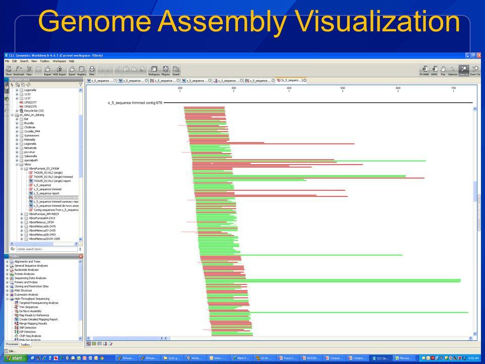 Genome Comparison