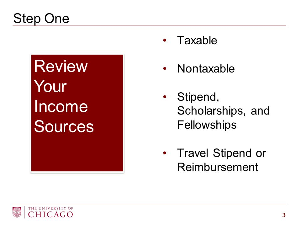 Prior Year Filings and Corrections If you failed to report self-reported income (i.e., Scholarship, Fellowship income) in previous tax years you can correct by completing: 1)Amended Tax Return – If you filed a previous tax return for a calendar year, you should file an amended tax return (IRS Form 1040X and Illinois State Form IL-1040X).