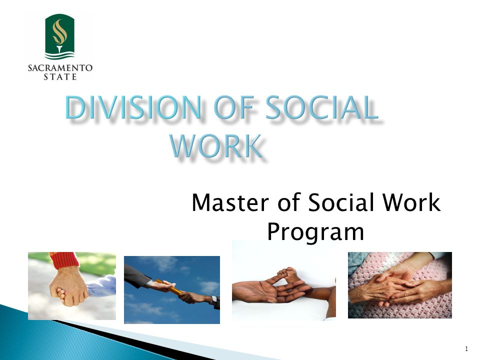 Master of Social Work Program 1
