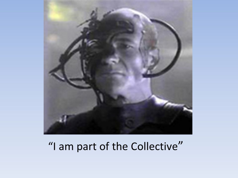 I am part of the Collective