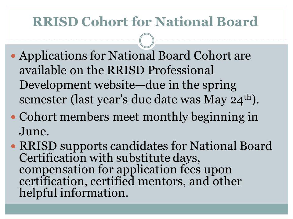 Current LOTE NBCTs in RRISD Ginny Jones, Spanish, Round Rock High School MilyBett Llanos-Gremillion, Spanish, Westwood High School