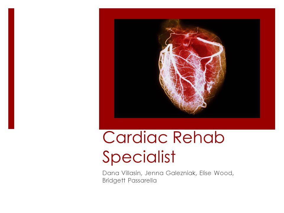 What is Cardiac Rehab.