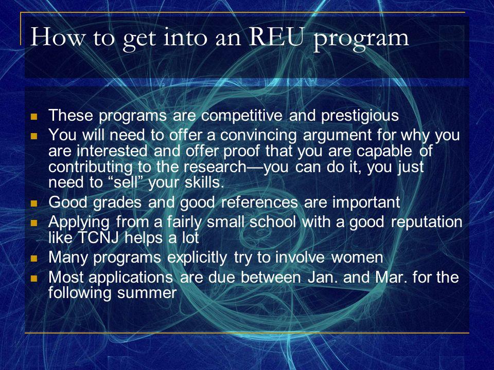 My REU experience – Geophysical Institute, U.