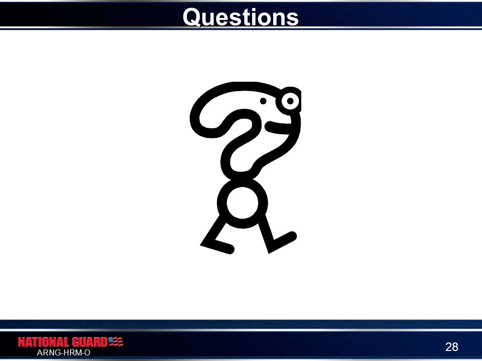 ARNG-HRM-OQuestions 28