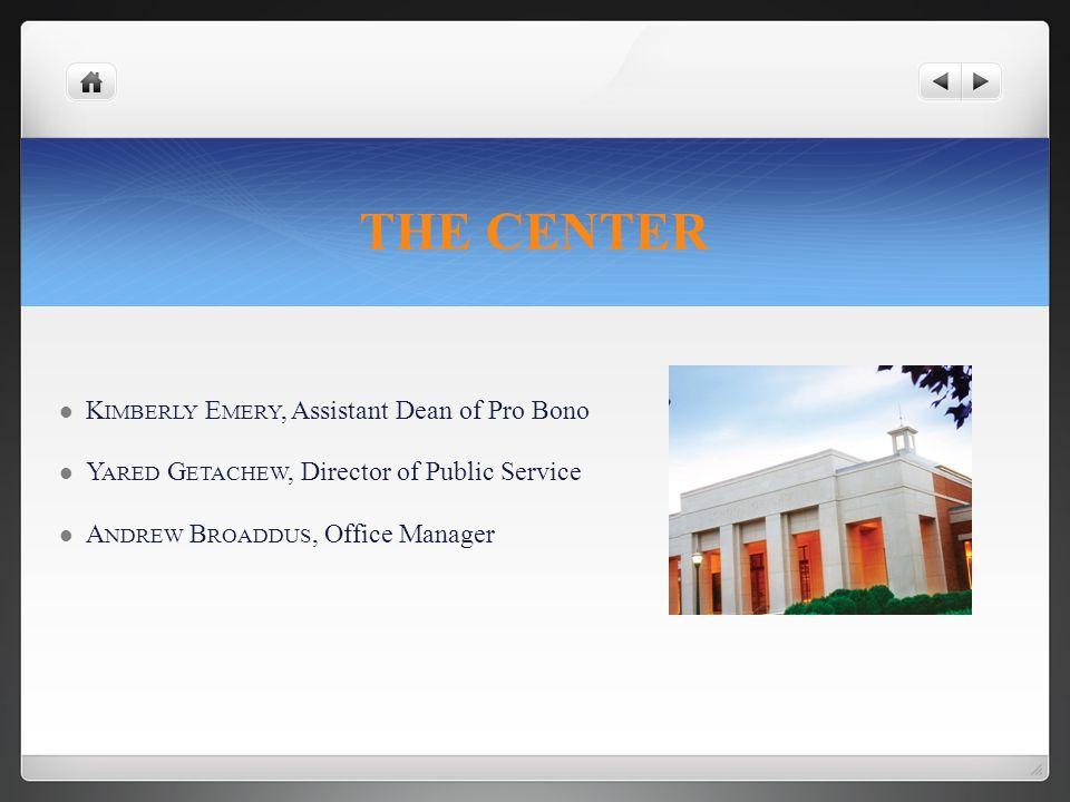 HELPFUL RESOURCES A.The Public Service Center's WebsiteWebsite B.