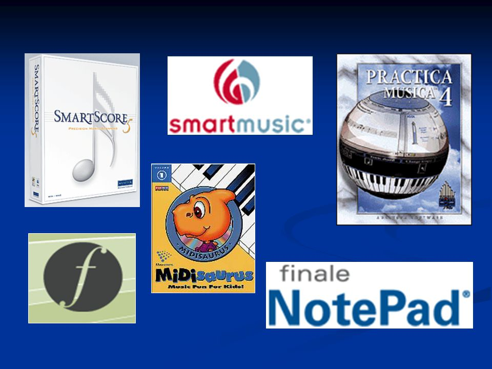 Music Software Classes
