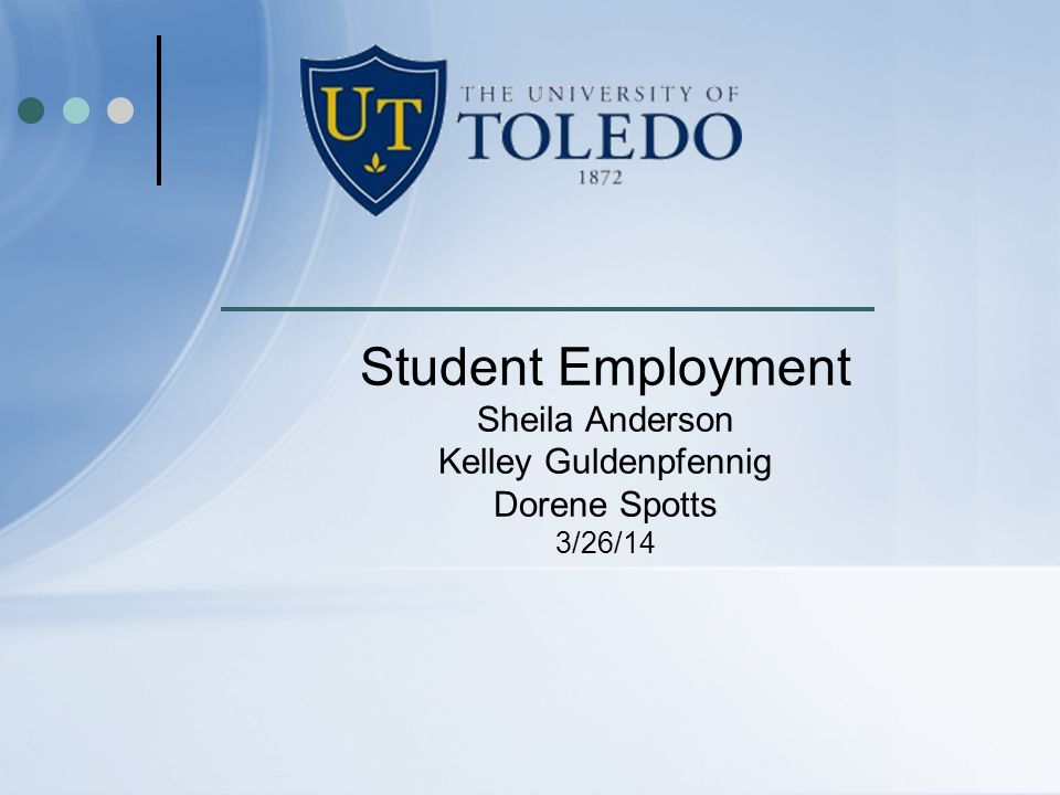 Will Cover Hiring student workers On-boarding student employees Banner ePAF - Electronic submission of student personnel actions Students web time entry Questions