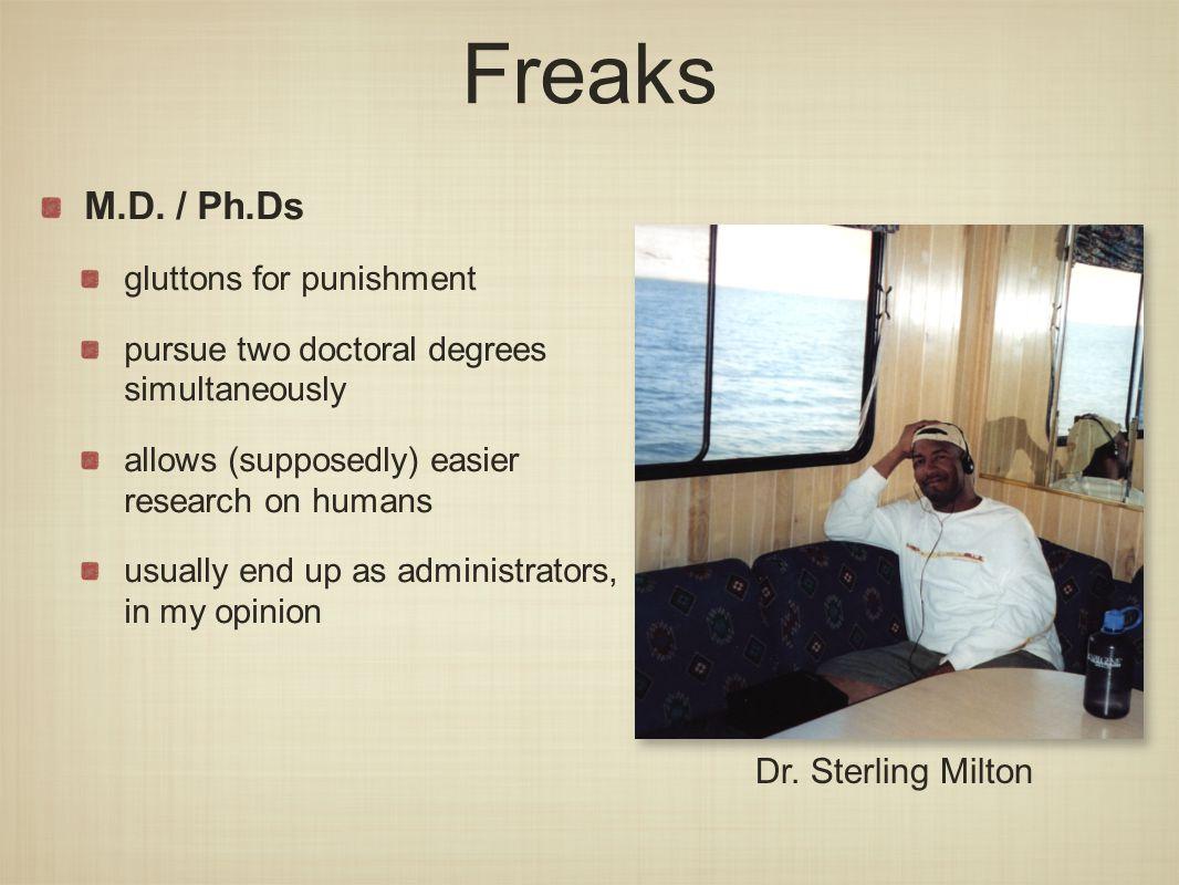 Freaks M.D.