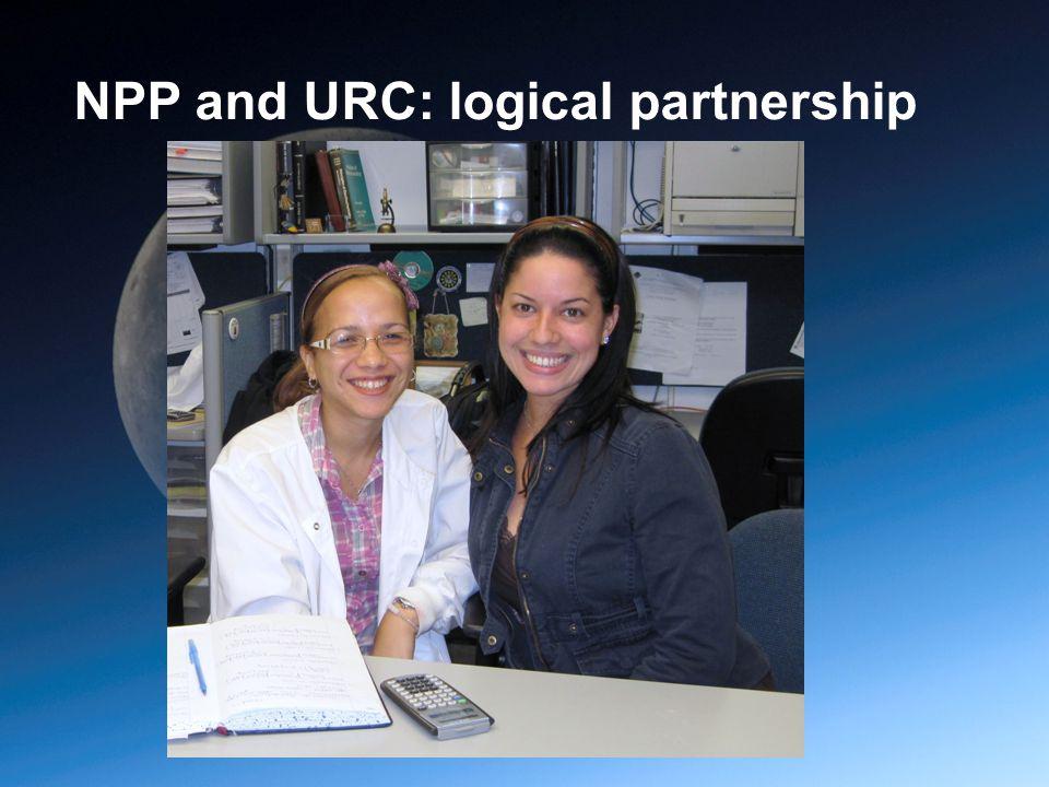 NPP and URC: logical partnership