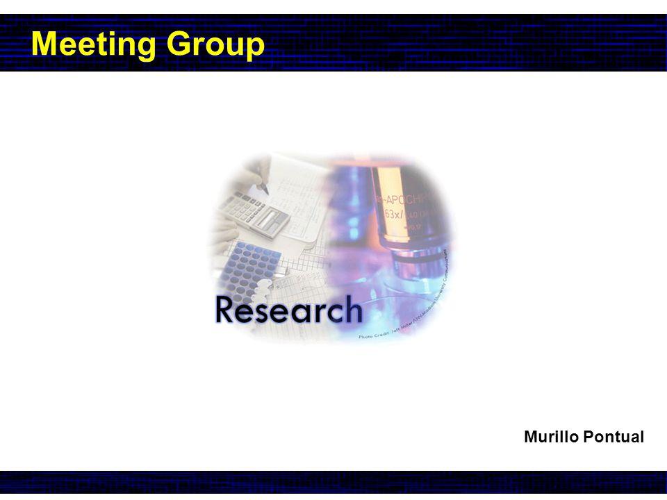 Meeting Group Murillo Pontual