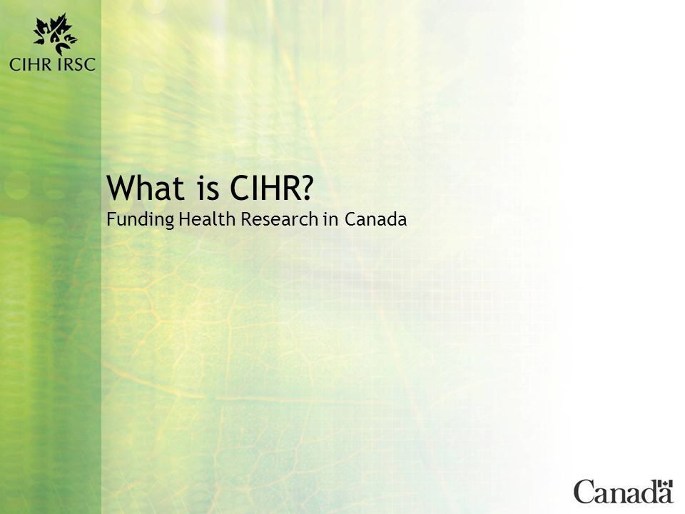 24 The HIV/AIDS Strategic Plan (2008-2013) Overview …provide a guide with respect to priorities and directions for CHARAC, CIHR HIV/AIDS Research Initiative and the broader research community in the use of strategic HIV/AIDS funding