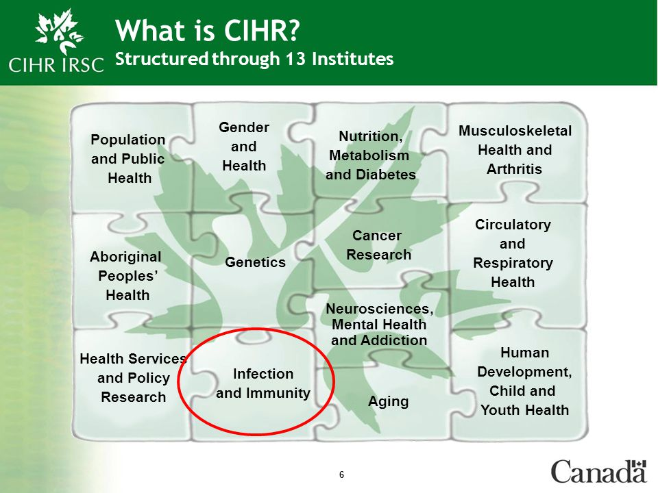 17 HIV/AIDS CBR Program Overview Transferred from Health Canada in 2004 Managed by the CIHR – Institute of Infection and Immunity Recognizes necessity for greater community involvement Distinct budget envelopes for Aboriginal and non-Aboriginal based programs Offers both capacity-building and knowledge creation funding tools