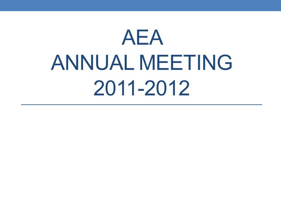 2011-20122012-2013 AEA Stipends President$5,100(increase by % raise) 1 st Vice President$3,060(increase by % raise) 2 nd Vice President$3,060(increase by % raise) Treasurer$3,060(increase by % raise) Secretary$3,060(increase by % raise) Webmaster$1,530(increase by % raise) Past President$250 (1/2 stipend)(increase by % raise) Building Reps$124 x 11 = $1,364Depends on # of Rep's Other President's Salary 20%$14,000 Accountant$800