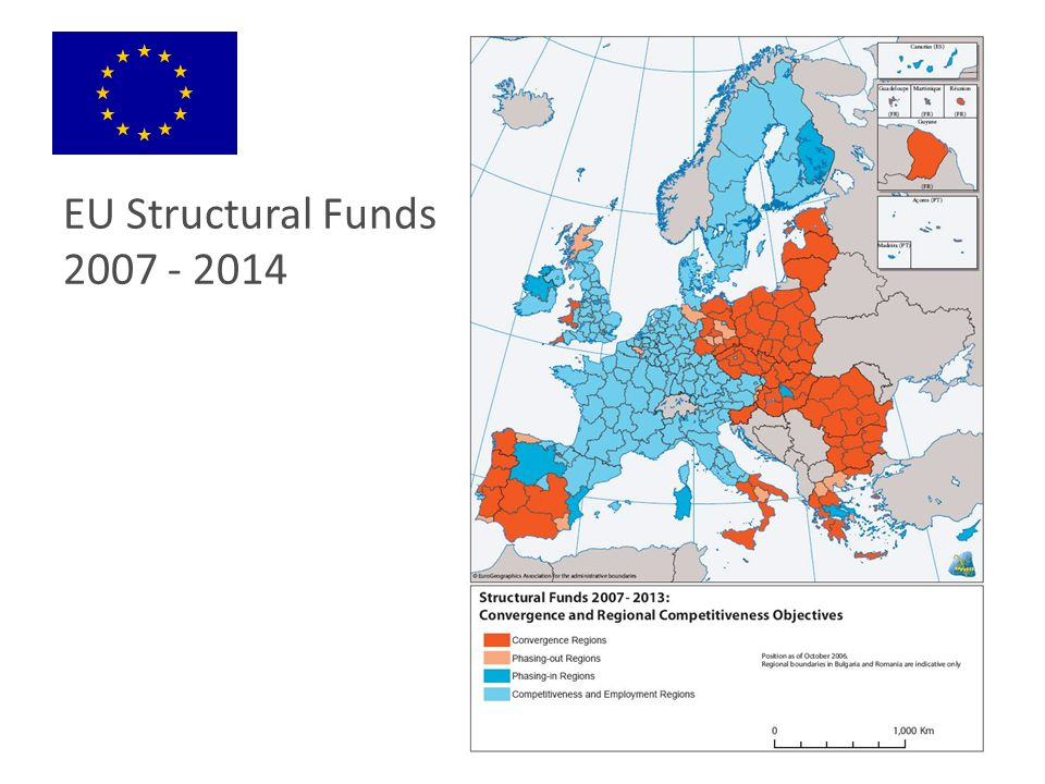EU Structural Funds 2007 - 2014