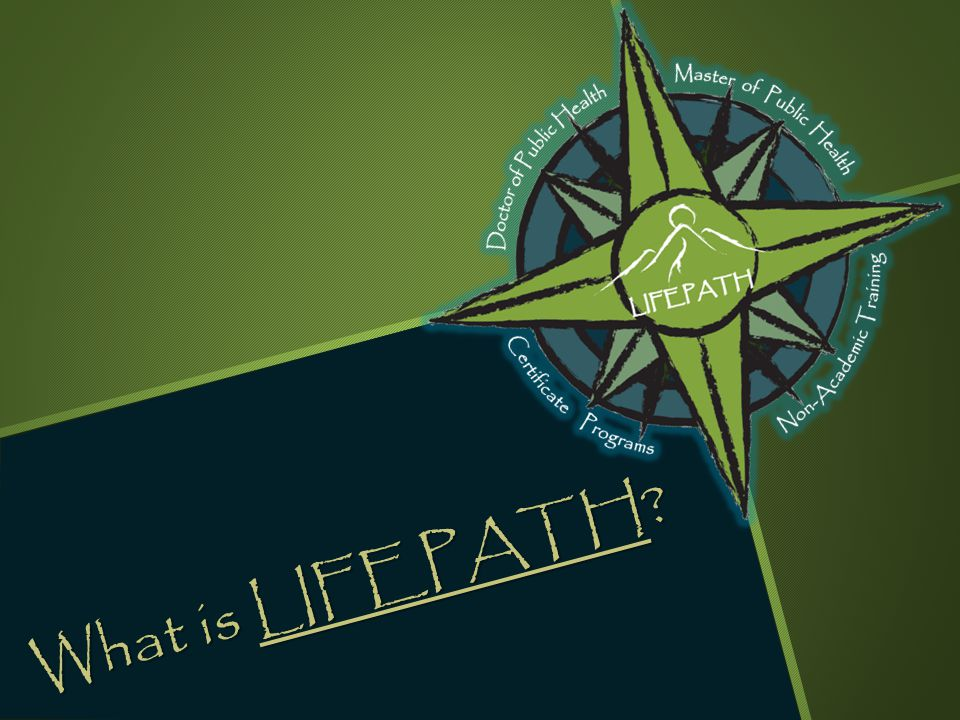 What is LIFEPATH?