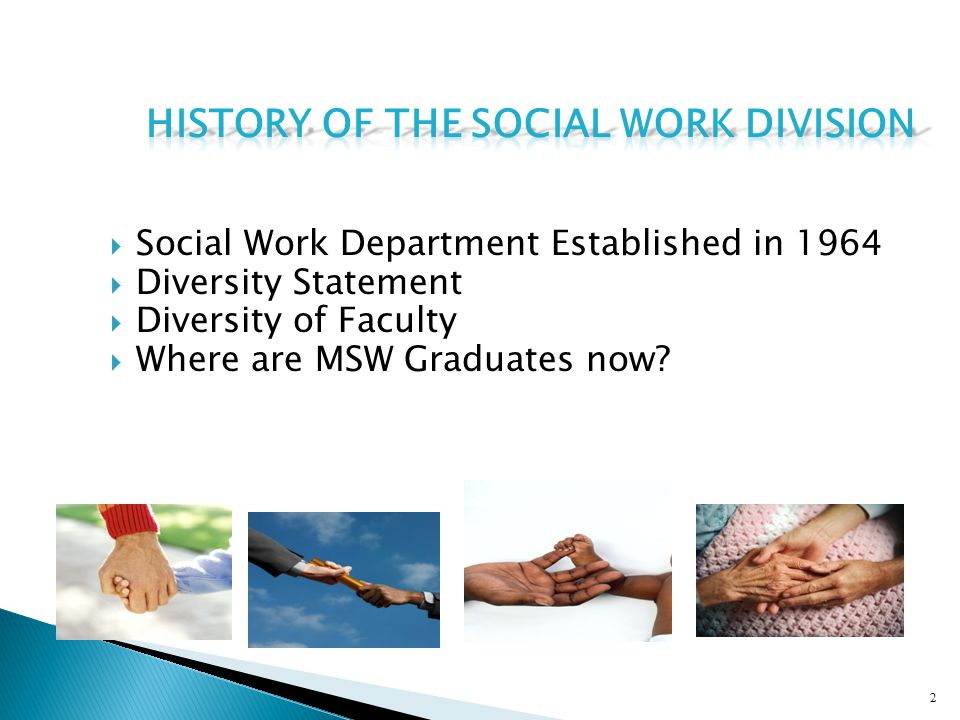  Faculty in the Division of Social Work at California State University, Sacramento, are committed to working and serving individuals, groups, families, and communities from diverse ethnicities, genders, sexual orientations, socioeconomic status, ages, degrees of mental and physical abilities, religious and spiritual orientations.