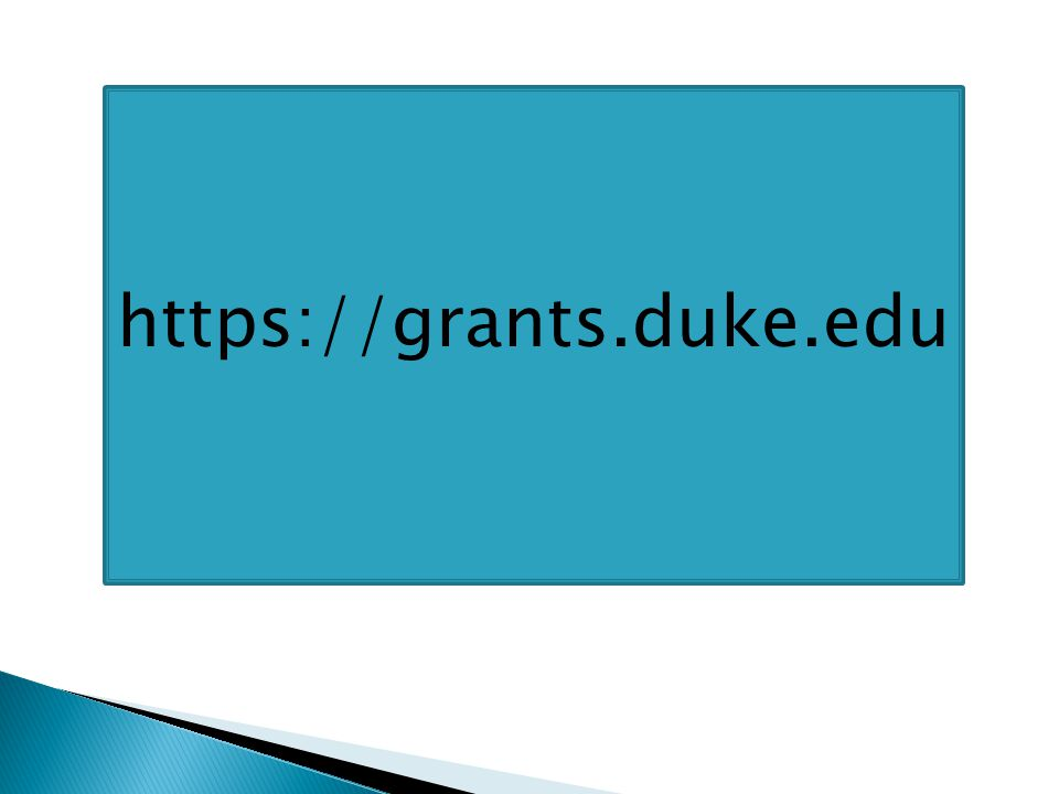 https://grants.duke.edu
