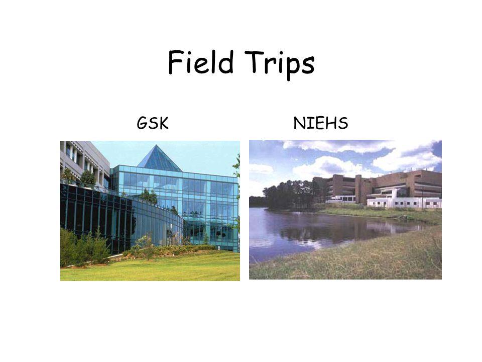 Field Trips GSKNIEHS