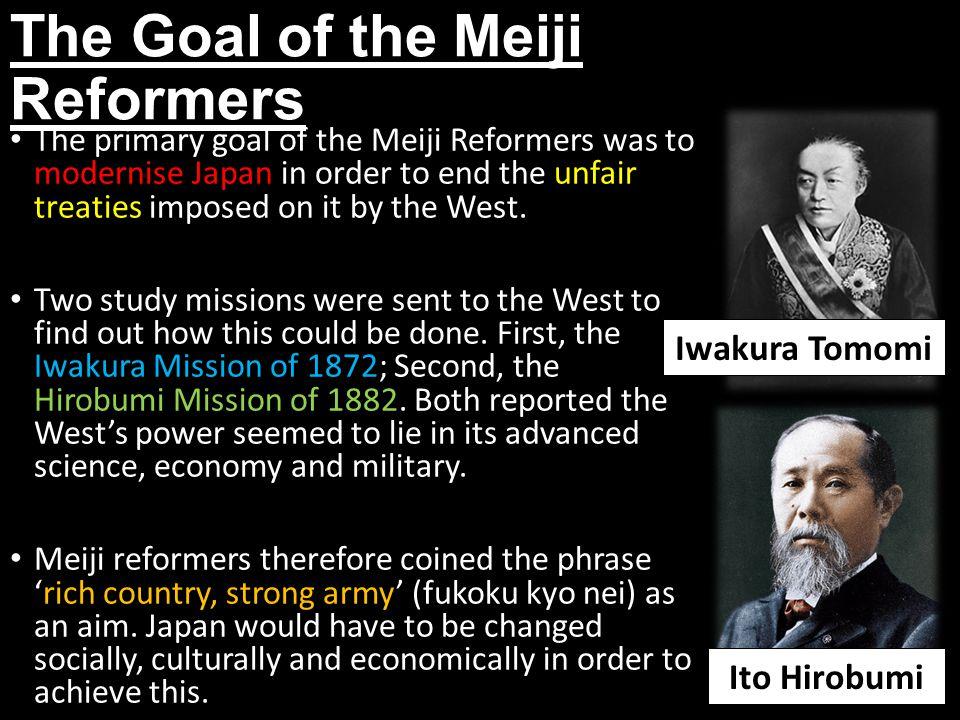Members of the Iwakura Misson (1872)