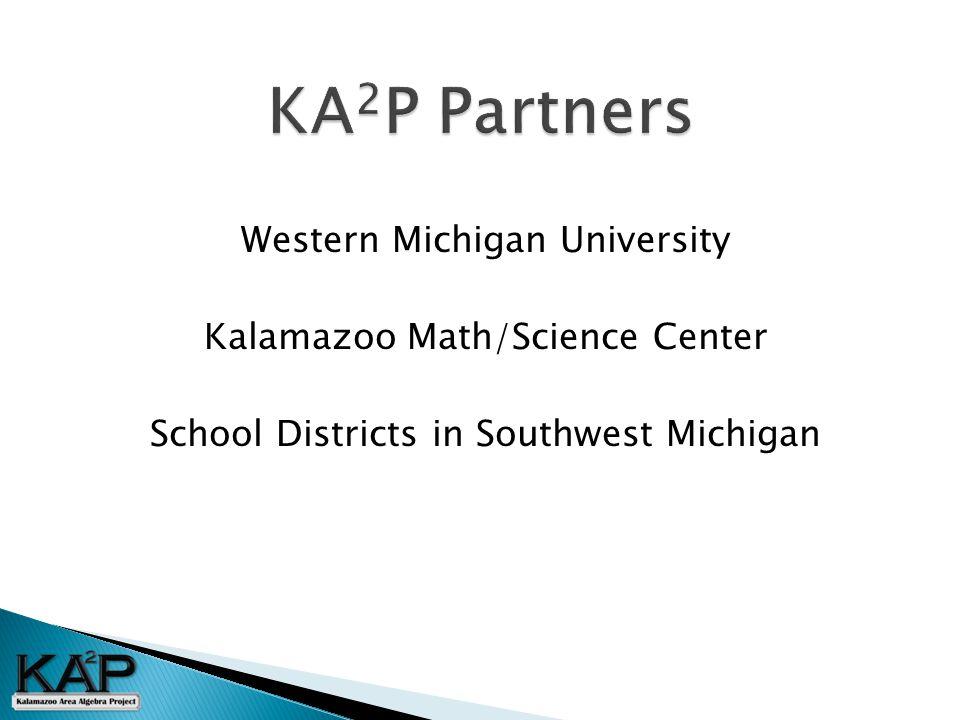 Western Michigan University Kalamazoo Math/Science Center School Districts in Southwest Michigan
