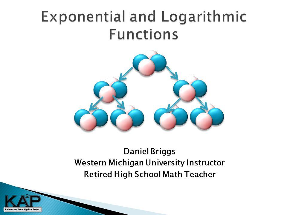 Daniel Briggs Western Michigan University Instructor Retired High School Math Teacher