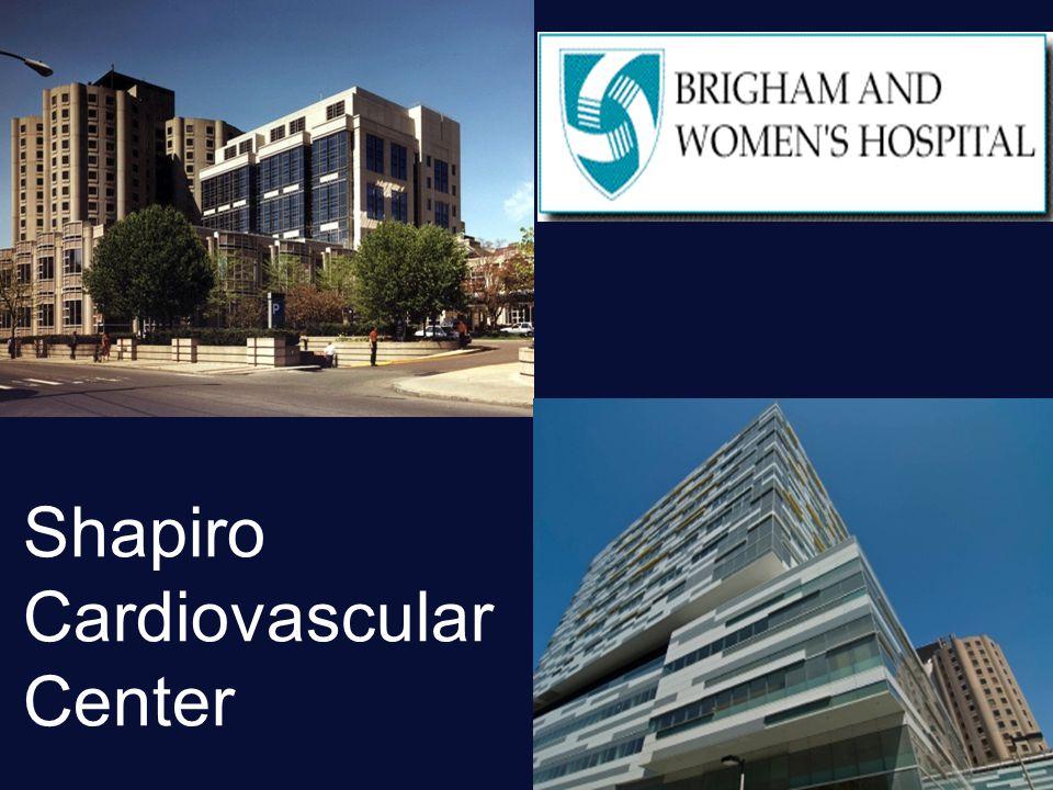 Shapiro Cardiovascular Center
