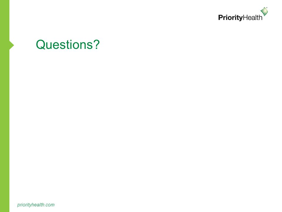 priorityhealth.com Questions