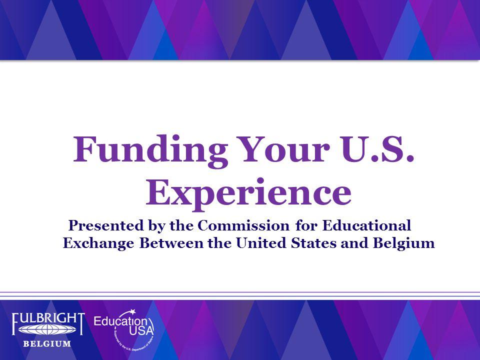 Funding Your U.S.