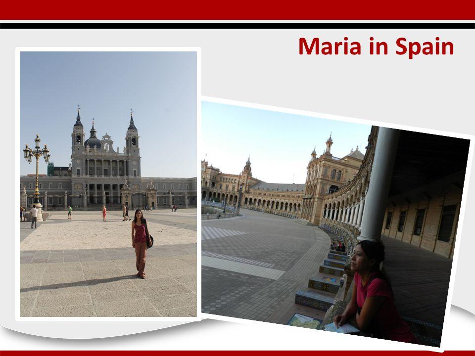 Maria in Spain