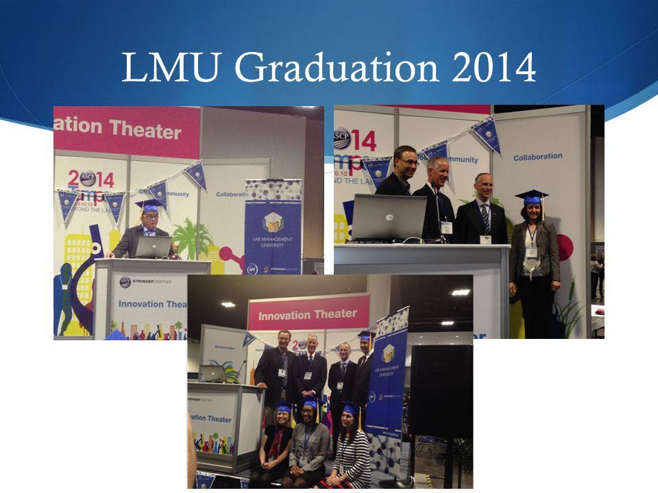 LMU Graduation 2014