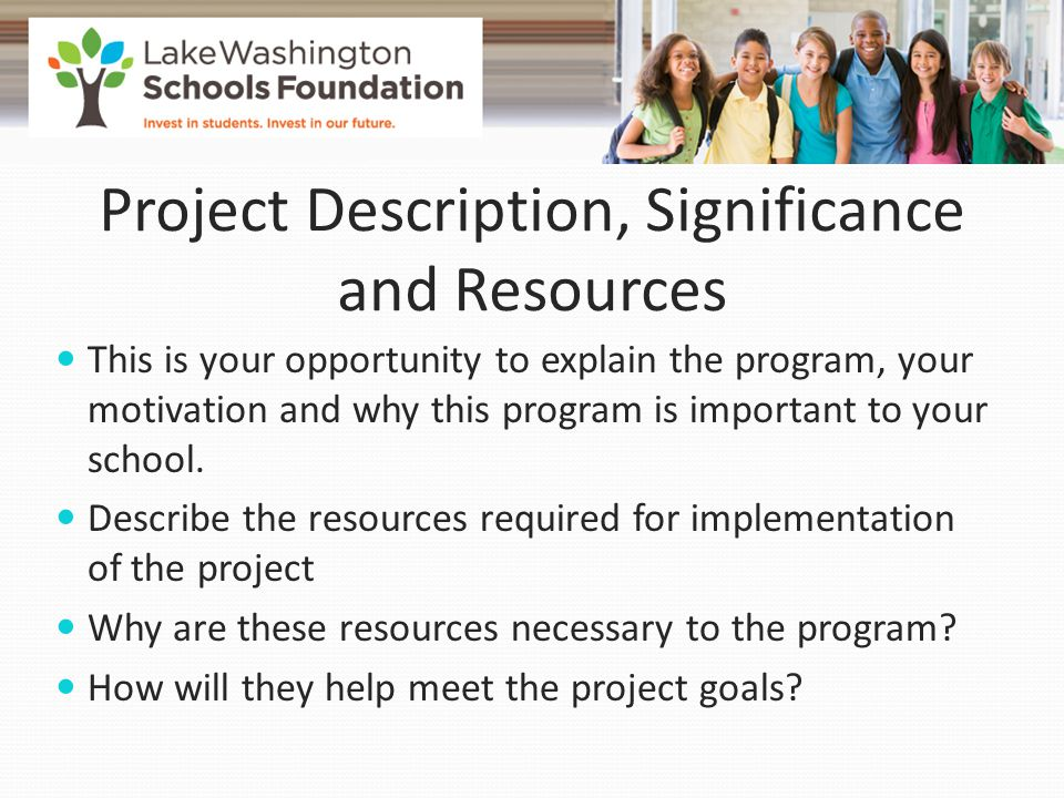 Project Evaluation Describe how you will measure the results of your project Evaluation process should be specific for the stated objectives and includes measurable outcomes using data and quantitative analysis