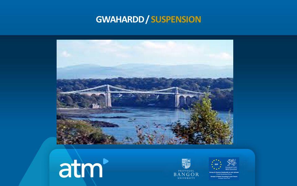 GWAHARDD / SUSPENSION