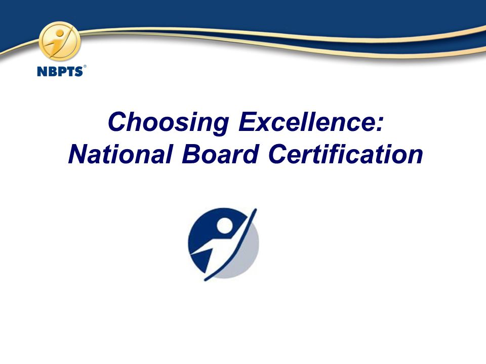 Agenda 1.What is National Board.2.National Board process & scoring 3.