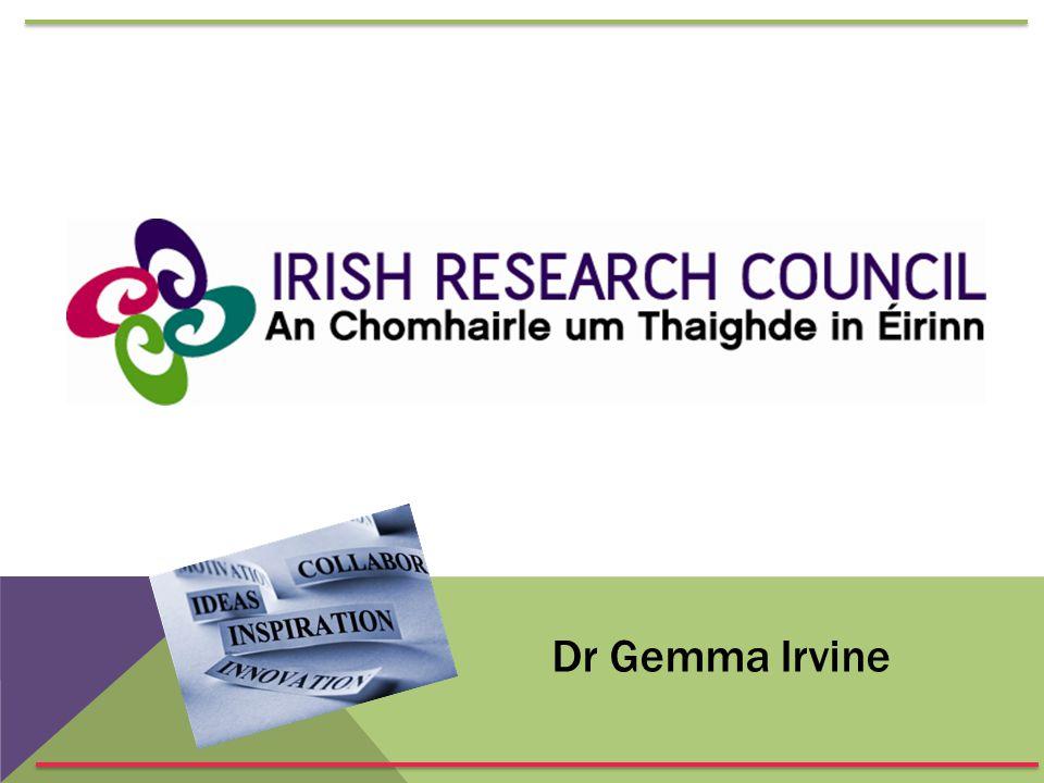 Dr Gemma Irvine