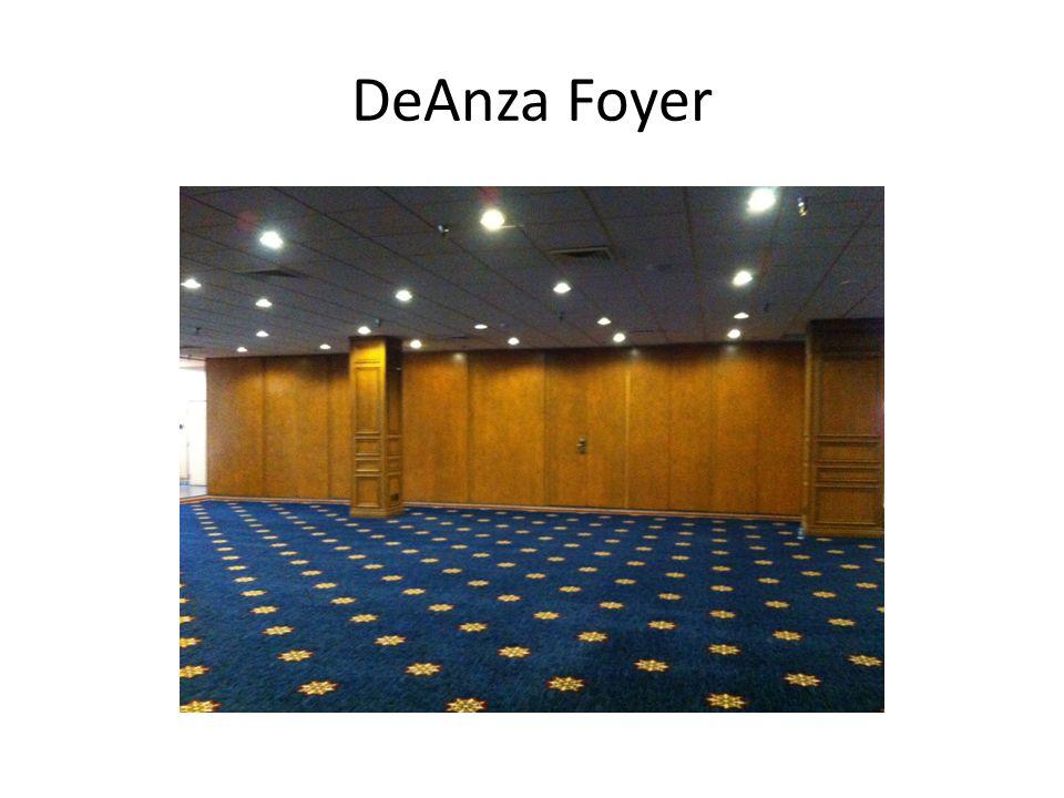 DeAnza Foyer
