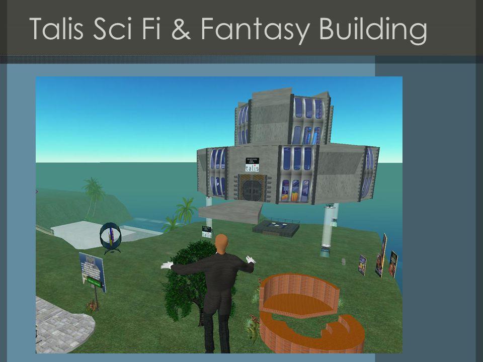 Talis Sci Fi & Fantasy Building