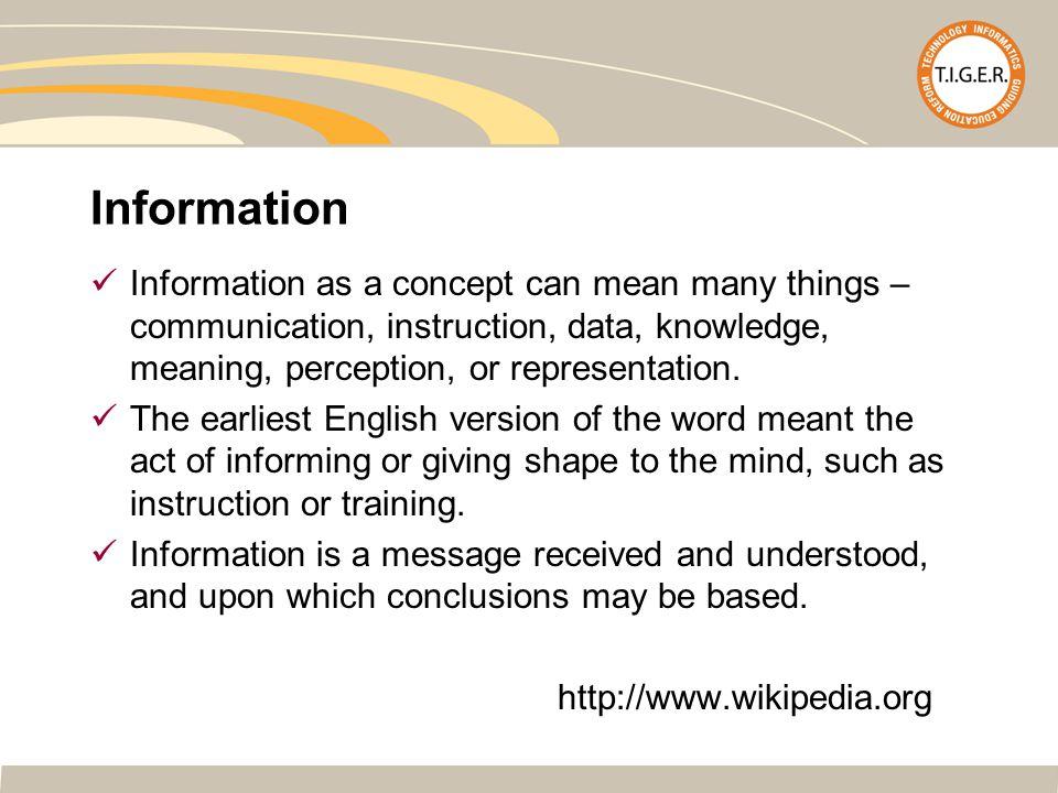 Nursing Informatics Nursing informatics is a specialty that integrates nursing science, computer science, and information science to manage and communicate data, information, knowledge and wisdom in nursing practice.