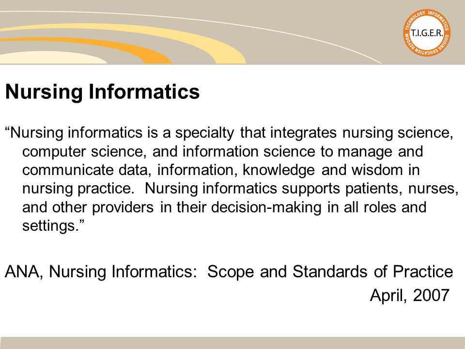 Question – multiple choice: Technology and informatics can: A.Improve communication between providers B.Decrease the number of transcribed medication errors.