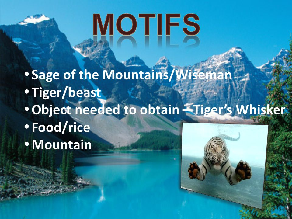 Sage of the Mountains/Wiseman Tiger/beast Object needed to obtain – Tiger's Whisker Food/rice Mountain