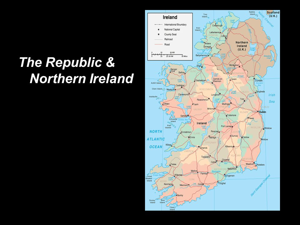 The Republic & Northern Ireland