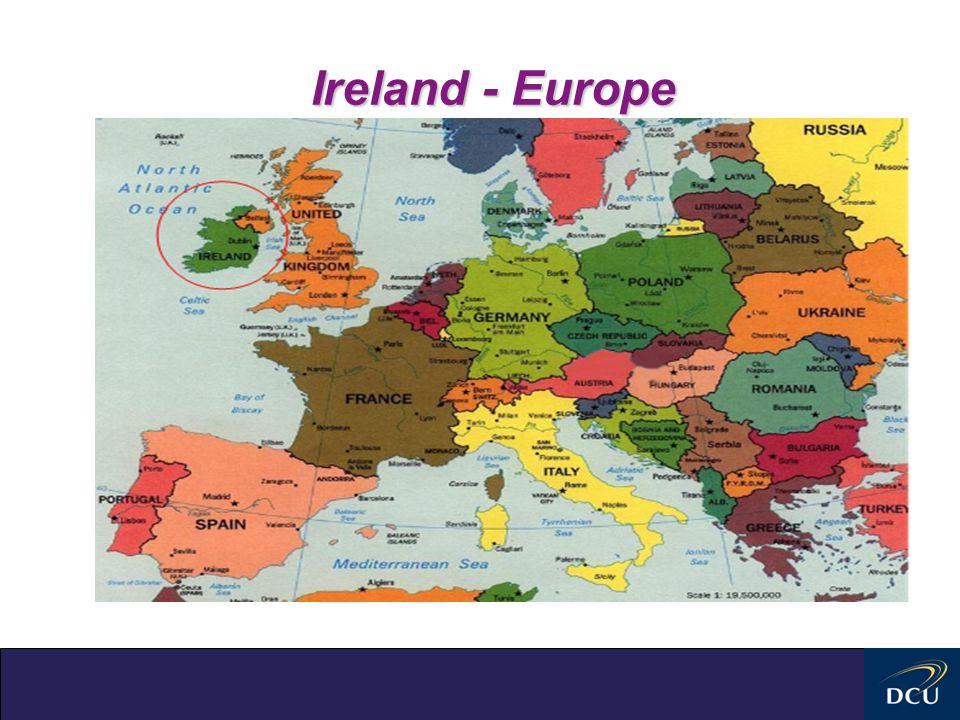 Ireland - Europe