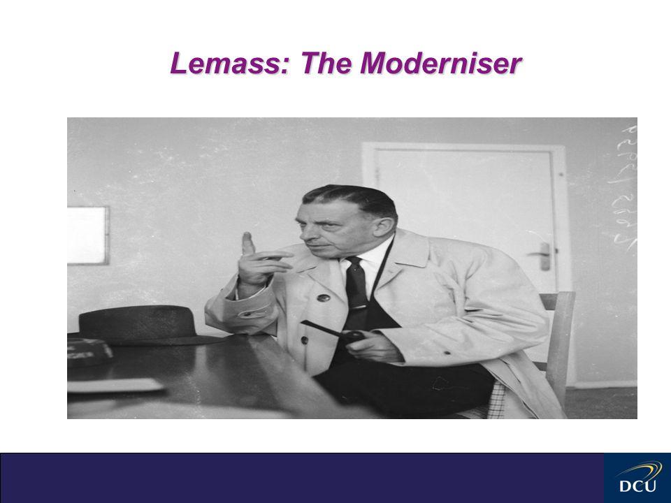 Lemass: The Moderniser