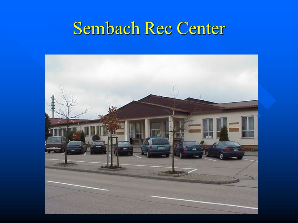 Sembach Post Office - #2