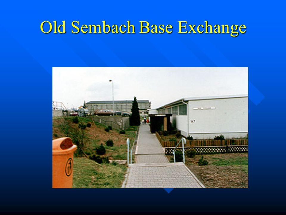 Sembach Community Bank