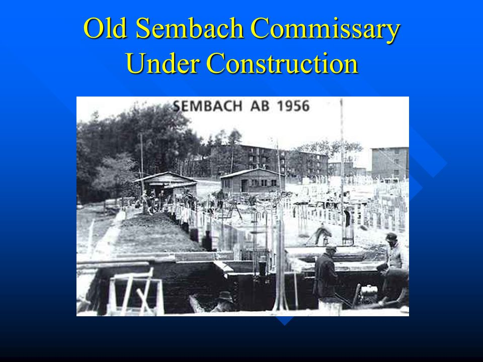 Sembach Commissary