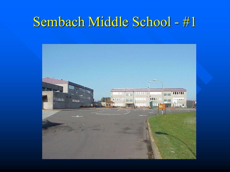 Sembach Housing