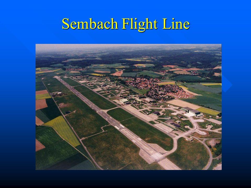 Sembach Under Construction