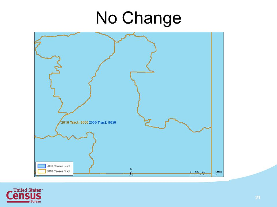 No Change 21